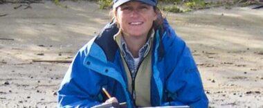 Danielle Zacherl, professor of biological science